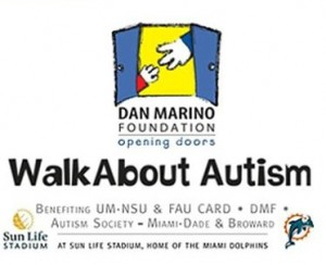 Dan Marino Autism