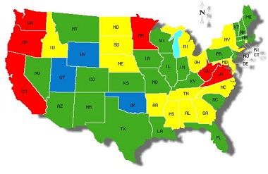 top states for autism services