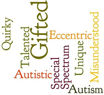 Gifted Autistic Or Just Quirky Gift Ftempo